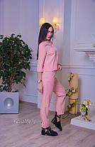 Костюм брюки и кофта классический офисный, фото 2