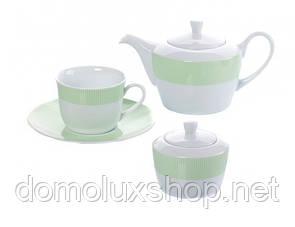 DPL Smart Green Набор чайный 16 предметов (020036)