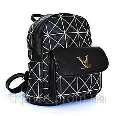Стильный качественный рюкзак с эко-кожи  25633