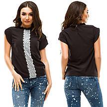 Летняя блуза с гипюром, фото 3