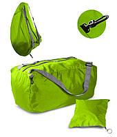 Спортивна сумка салатова /Спортивная сумка салатовая