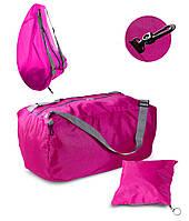 Спортивна сумка рожева /Спортивная сумка розовая