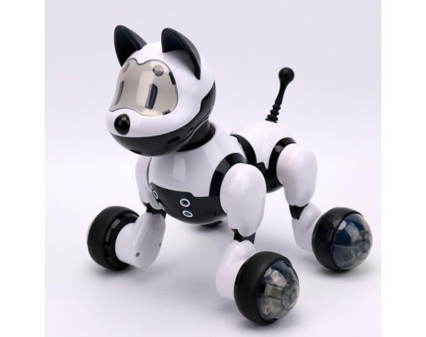 Интерактивная собака на радиоуправлении