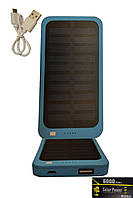 Power bank SOLAR SlIM 6000 mAh синий