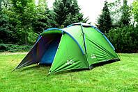 Палатка туристическая четырехместная IGLO 4, фото 1