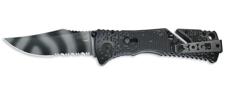 "TF-3 Нож SOG ""Trident Folder"""