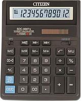 Калькулятор Citizen SDC-888T, 12 разрядов