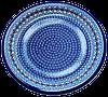 Керамическое блюдо Ø29 Blue Lagoon