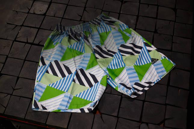 Мужские шорты Adidas.Плащевка, фото 2