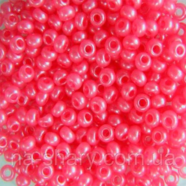 Чешский бисер для рукоделия Preciosa (Прециоза) оригинал 50г 33119-17998-10 Розовый