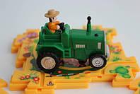Управляемые пазлы (Puzzle Pilot) Трактор, Amewi, фото 1