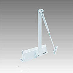 Доводчик KEDR А-051 (25-50 кг) белый