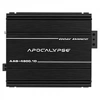 Усилитель  Alphard Apocalypse AAB-4800.1D