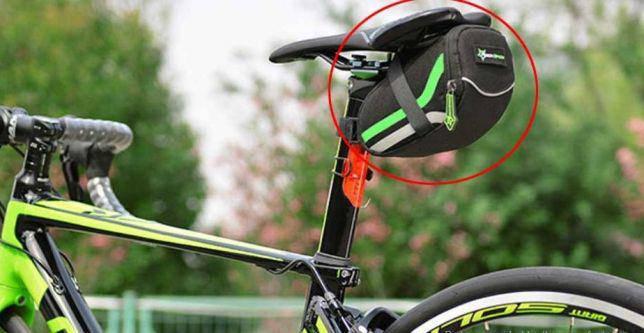 ROCKBROS C11 велосипедная сумка под седло подседельная вело ровер, фото 2