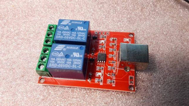 USB реле 2 4 8 каналов управление питанием POWER резет для ферм RESET, фото 2