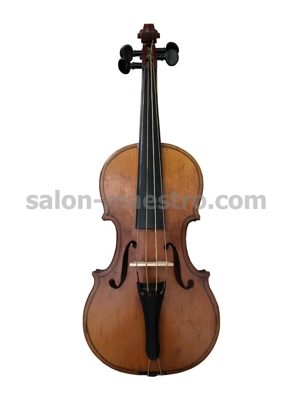 (01\0592) Скрипка 1\8 для обучения ребенка 4 – 6 лет в отличном состоянии