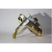 Ручка-защелка  50 мм Hi-LUKE 43C-(BK50-50SN\CP)