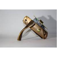 Ручка-защелка  50 мм Hi-LUKE 43F-(BK50-50SCF)