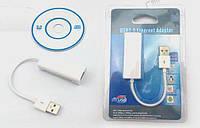 Сетевая карта USB 2.0 100 Мбит/с LAN адаптер сетевой ethernet RJ45