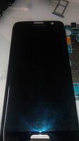 Дисплей Samsung S7 Edge (дефект-пляма), фото 1