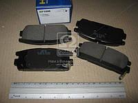 Колодки тормозные HYUNDAI TERRACAN 2.5, 2.9, 3.5 01- задние (SANGSIN). SP1098