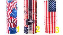 Баф бандана расцветка США Америка USA, фото 2