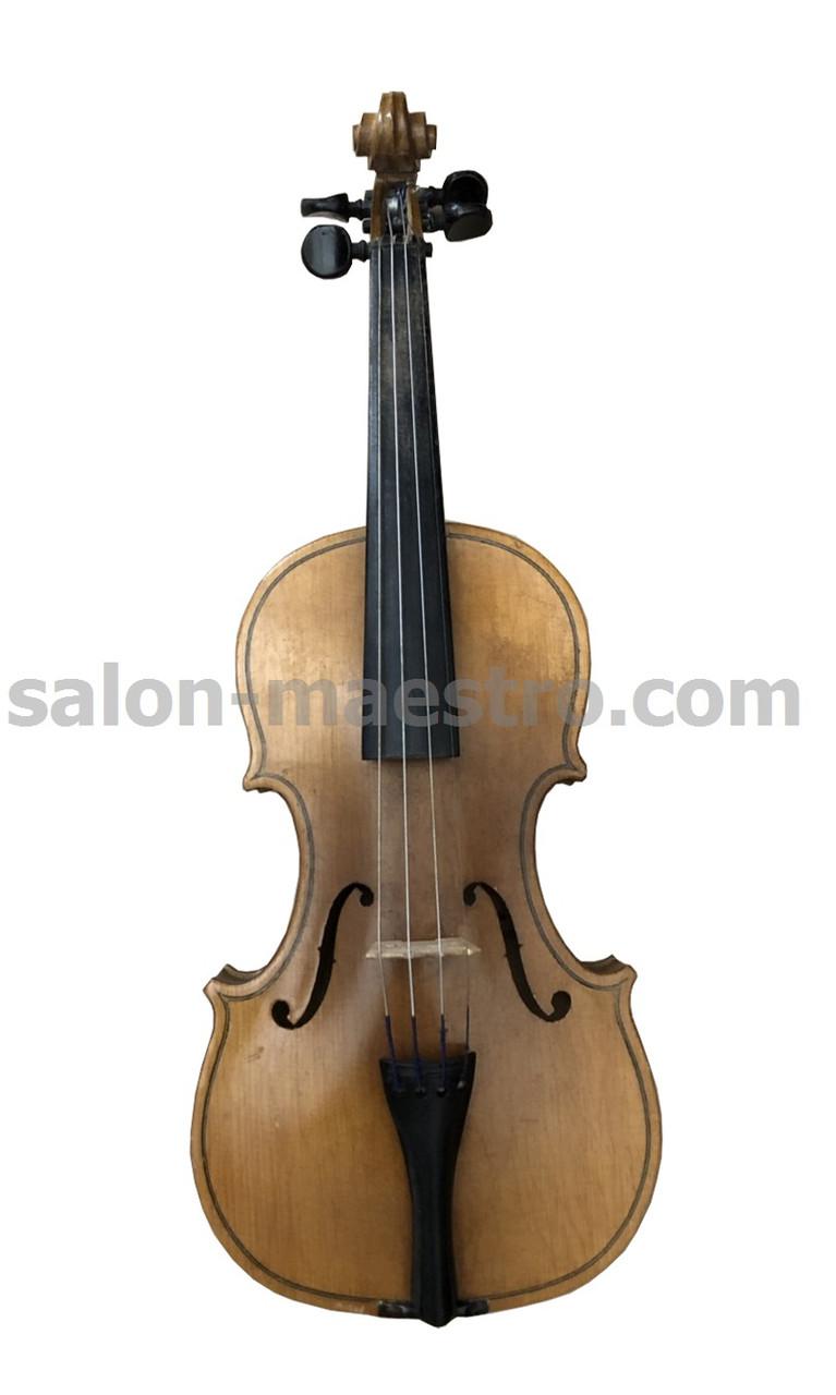 (01\0647) Скрипка 1\4 для обучения ребенка 5 – 7 лет в хорошем состоянии