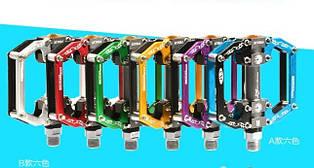 Педали ROCKBROS на промах 2010-12SBKS 404грамма пара серые вело