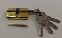 Цилиндр для замка Mortira zinc 60 30+30 GP computer keys