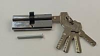 Цилиндр для замка Mortira zinc 80 40+40 CP computer keys