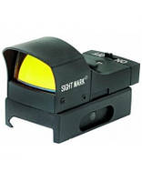 Коллиматорный прицел Sightmark Green Mini Shot with Sunshade Hood SM14011