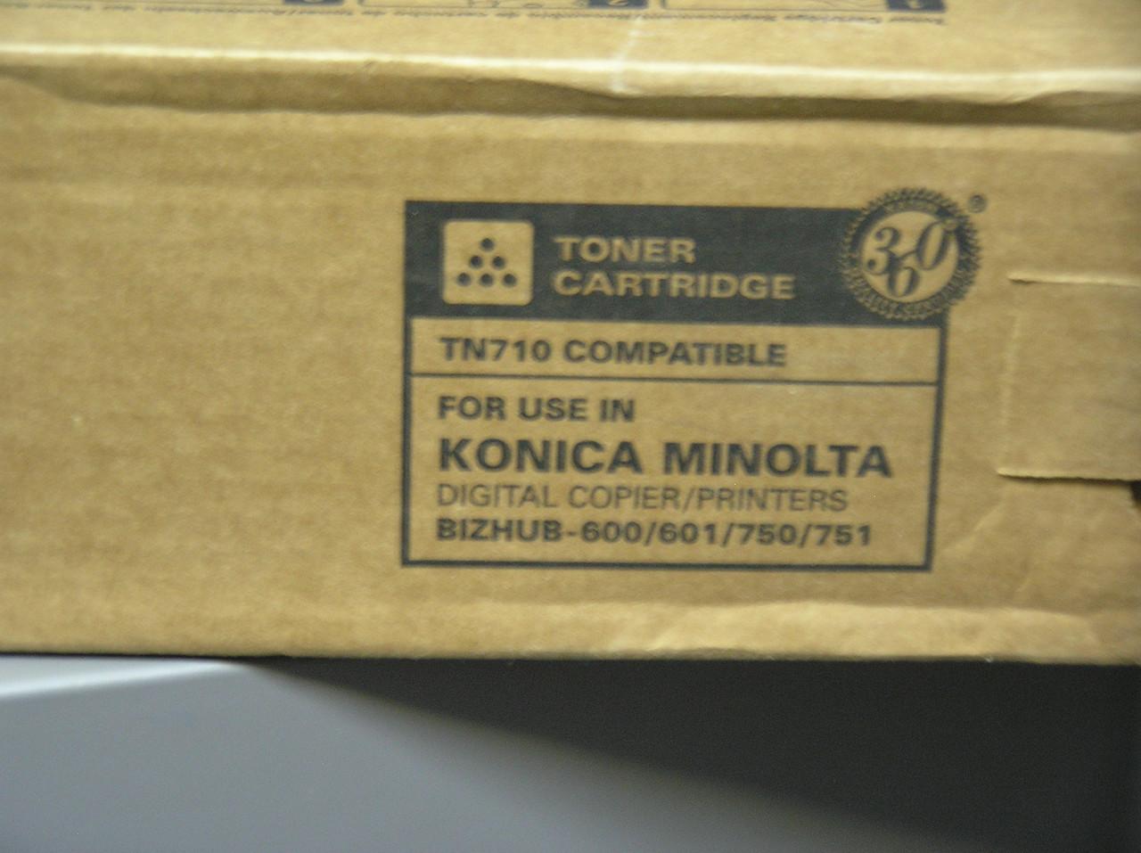 Тонер TN 710 (katun)