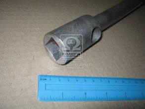 Ключ балонный ГАЗ  (22х38) (квадрат 22 , L=380 mm) (цинк). ИП-312. Ціна з ПДВ.
