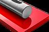 Біокамін GLOBMETAL c нержавіючої сталі, червоний Stainles, фото 4