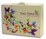 ТМ TAG Комплект постельного белья P-0550(2311) поплин хлопок Полуторный, фото 2
