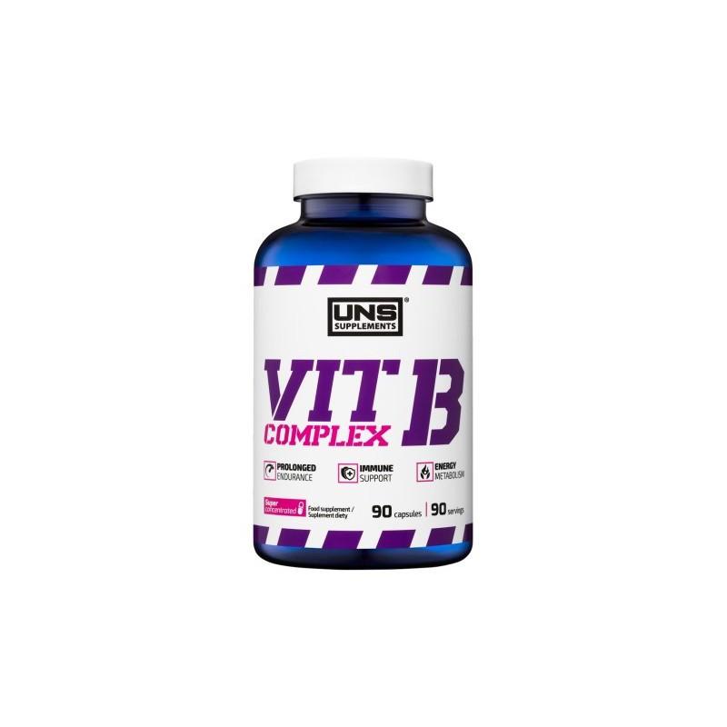 Витамины UNS B-COMPLEX 90 caps