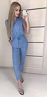 Женский стильный комбинезон  дав058, фото 1