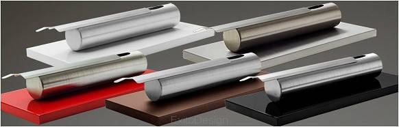 Біокамін GLOBMETAL c нержавіючої сталі, коричневий Stainles, фото 3