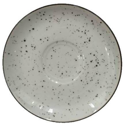 Блюдце под чашку Farn Мрамор 9014ST, фото 2