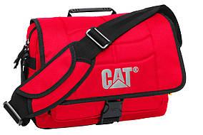 Сумка с отделом для ноутбука и планшета CAT Millennial 82942;146 красный