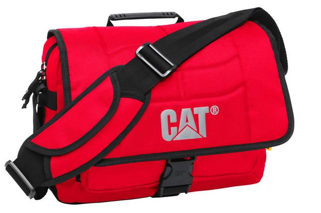 Сумка с отделом для ноутбука и планшета CAT Millennial 82942;146 красный , фото 2