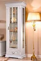 Шкаф-витрина однодверный  Витовт СлонимМебель левый, правый