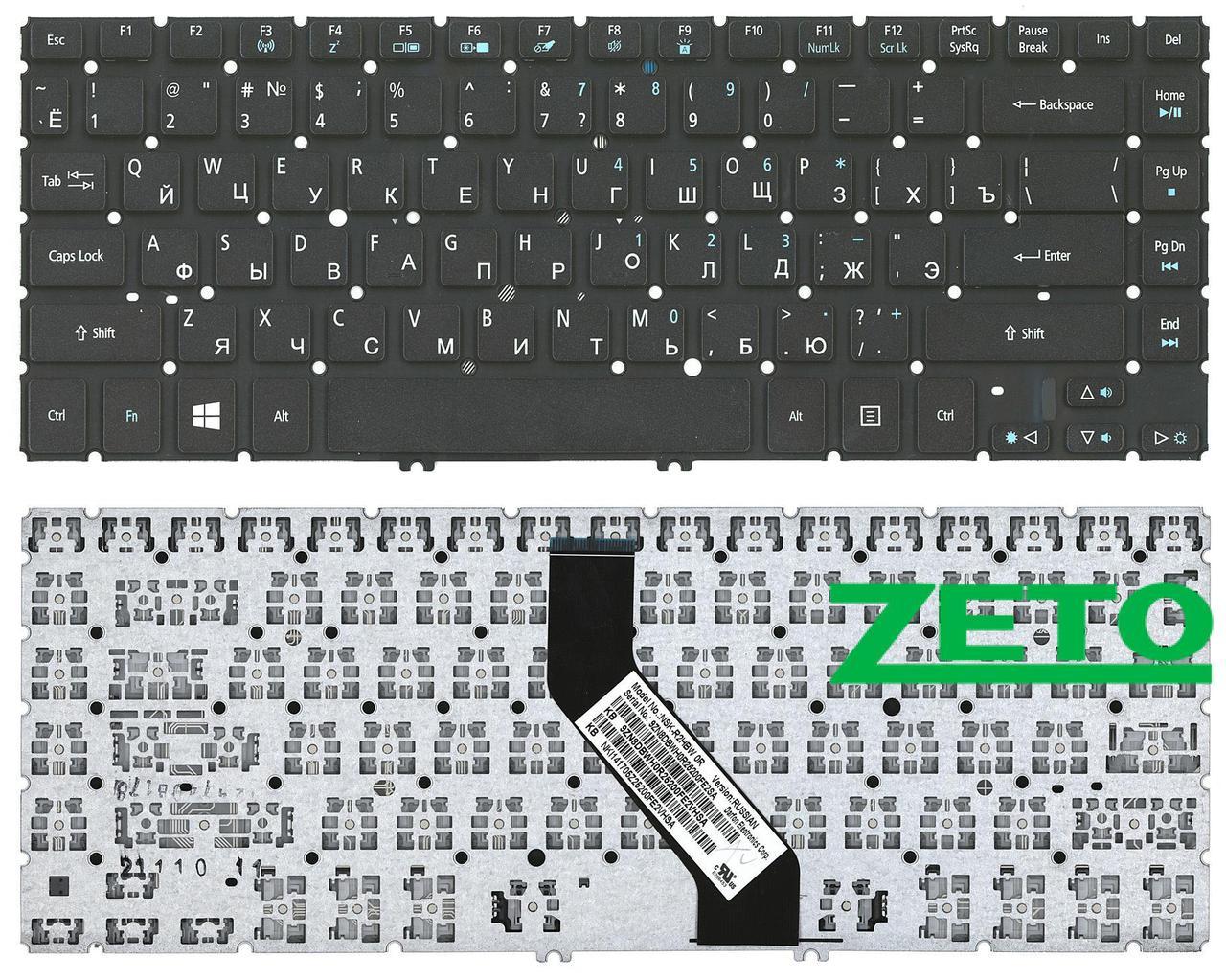 Клавиатура Acer Travelmate X483
