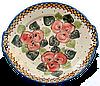 Керамическое блюдо фигурное AZUREK Øф23 Яблука наливні