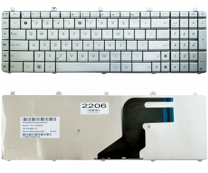 Клавиатура Asus N75, N75E, N75S, N75SF, N75SJ, N75SL, N75SN, N75SV, N75Y