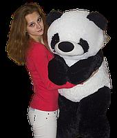 Мягкая, пушистая игрушка Панда 135 см.