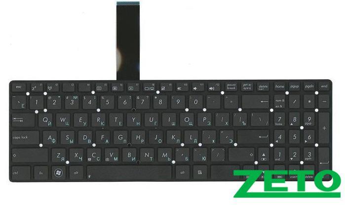 Клавиатура Asus A55A, A55N, A55V, A55VD, A55VJ, V55VM