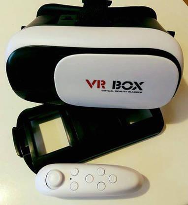 Шлем Очки Виртуальной Реальности VR BOX G2 (с пультом) (ВидеоОбзор), фото 2