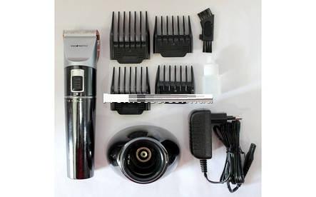 Машинка триммер для стрижки Hair Trimmer PM 362 Promotec, фото 2