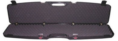 Кейс Mega line 110x25x11 пластиковый, черный,кодовый замок